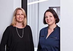Gründerinnen von duka design